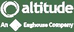 New logo Altitude Enghouse White